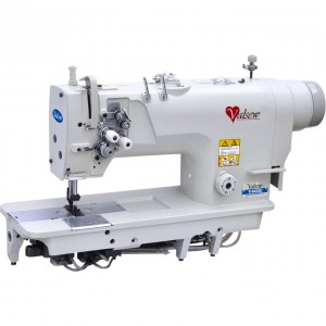 V-8420D DIRECT DRIVE 2 NDL LOCKSTITCH SEW MACHINE